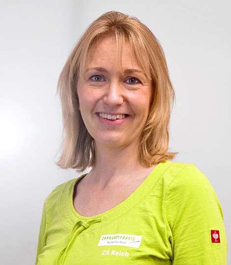 Zahnärztin Katharina Reich